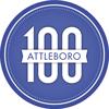 Attleboro 100 logo