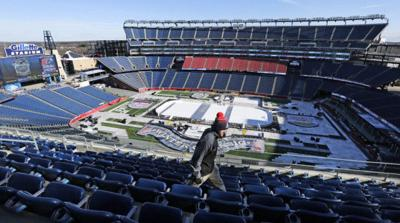 ec0d528a1 NHL will have fan zone outside Gillette for Winter Classic | Go ...