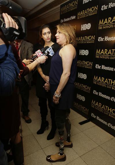Film shows recovery for Boston Marathon bombing survivors