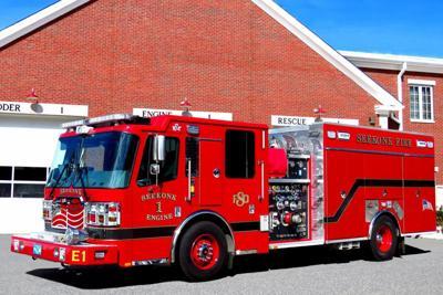 seekonk fire engine