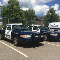 Foxboro police cruisers (copy)