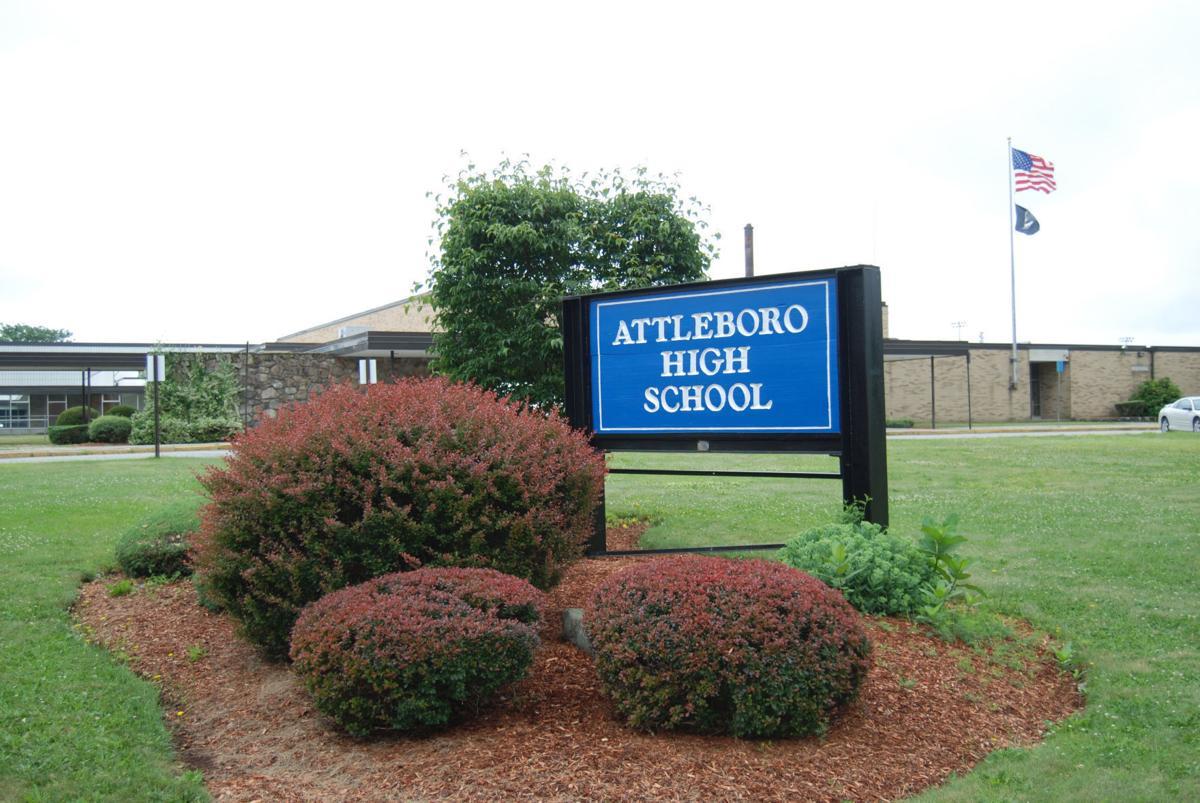 Attleboro High School building