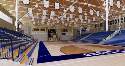 new AHS renderings gym 1