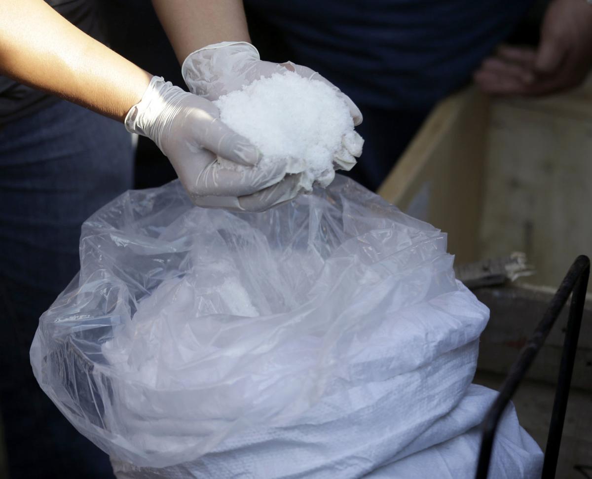 While rare in area, alleged clandestine drug labs pose