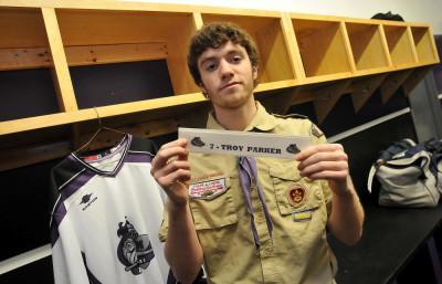 Parker, Troy Eagle Scout Project
