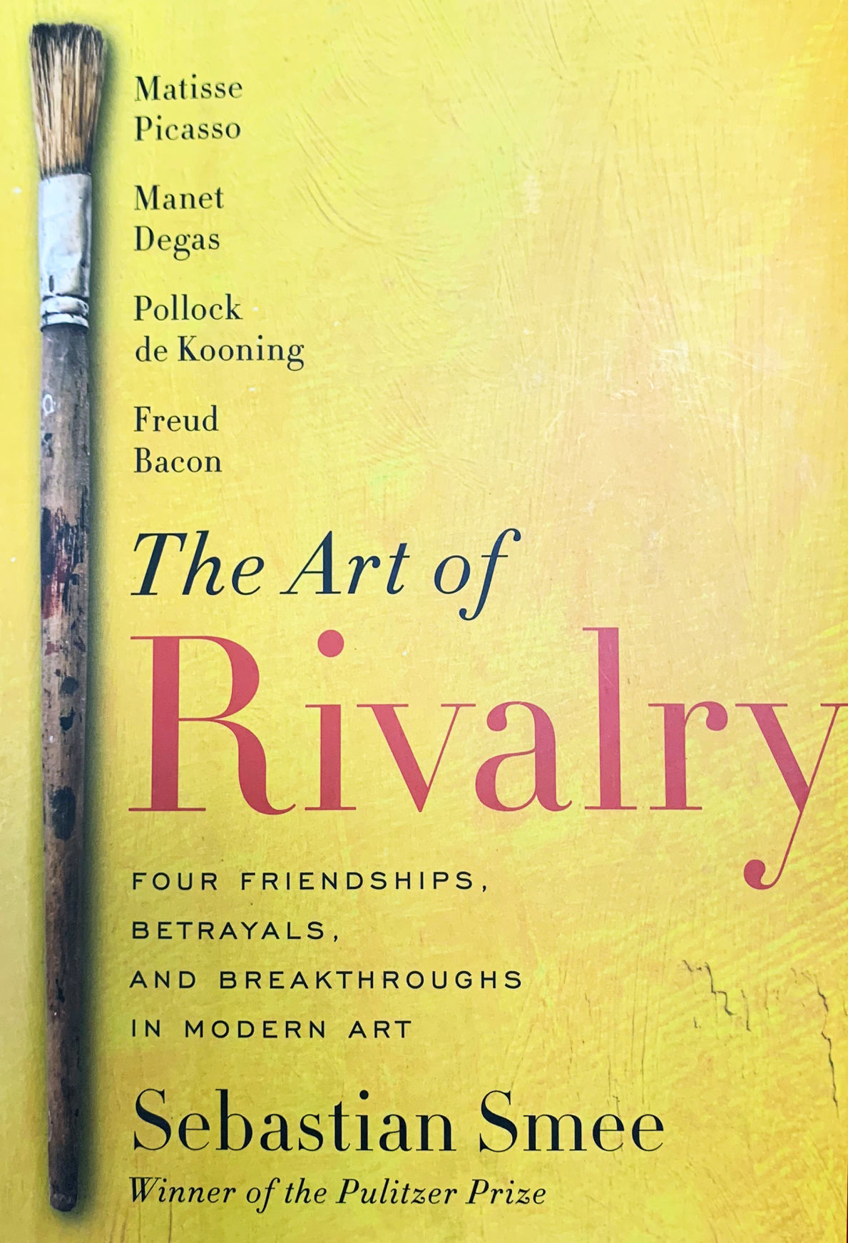 'The Art of Rivalry'