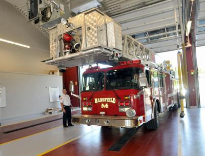 Mansfield Safety Complex