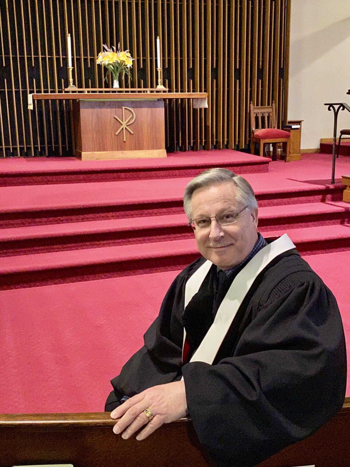 Wayne Earl, minister