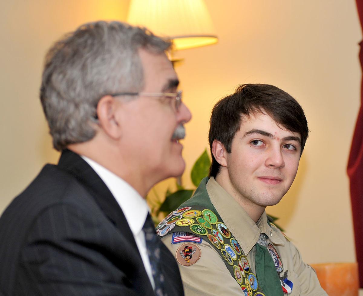 North Attleboro teen earns all 138 Boy Scout merit badges