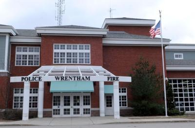 Wrentham police station file photo