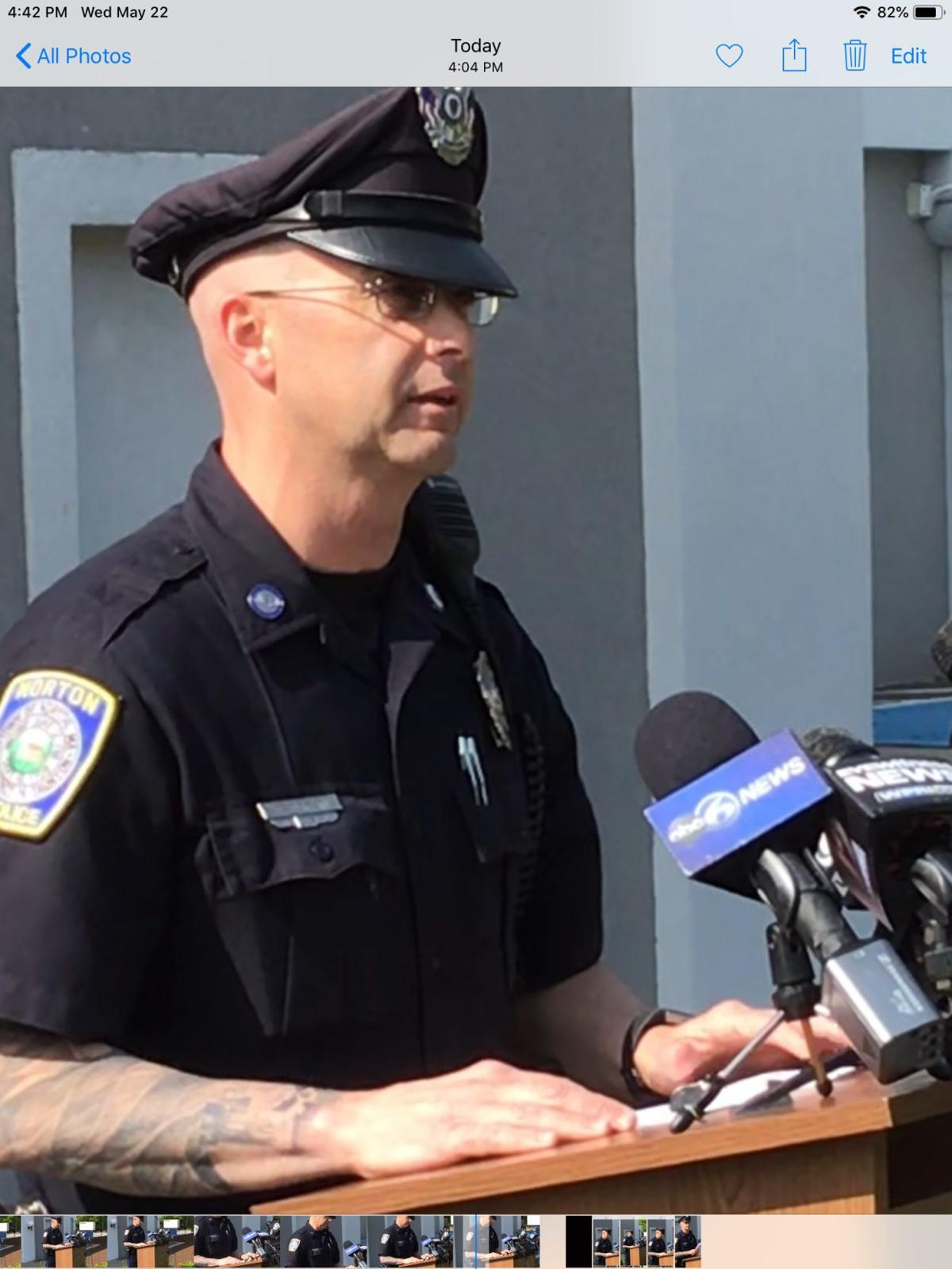 Norton officer describes utility accident aftermath | Local News