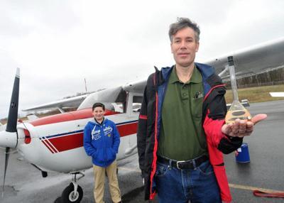 McCurdy, Ross Aviator