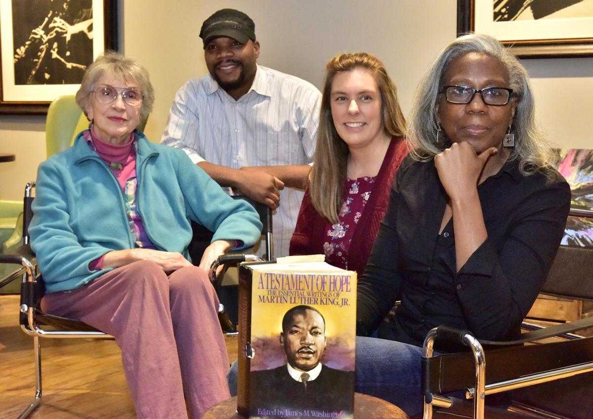 MLK Committee 1/8/18