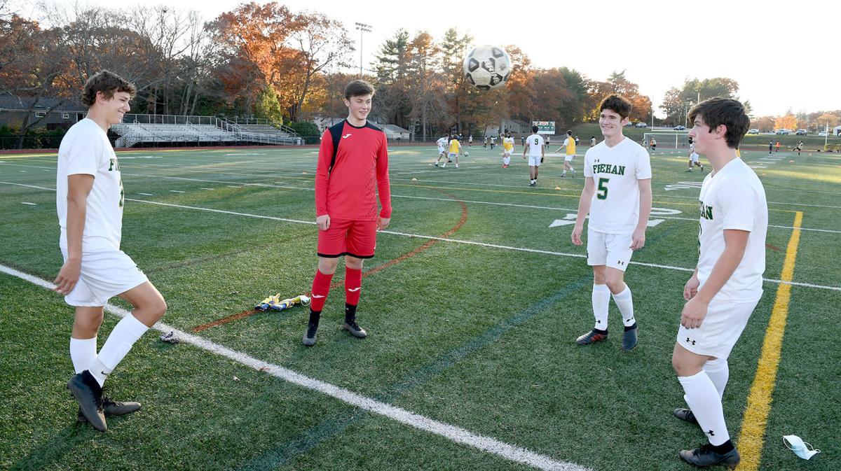 BHFS Soccer Teammates