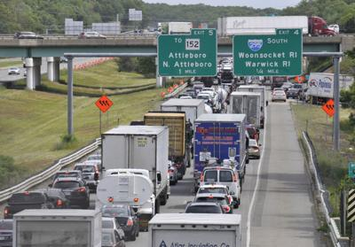RT 95 North Back Up