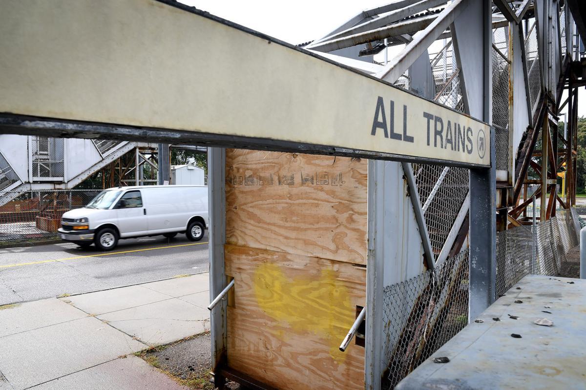 Derelict Train Station SA