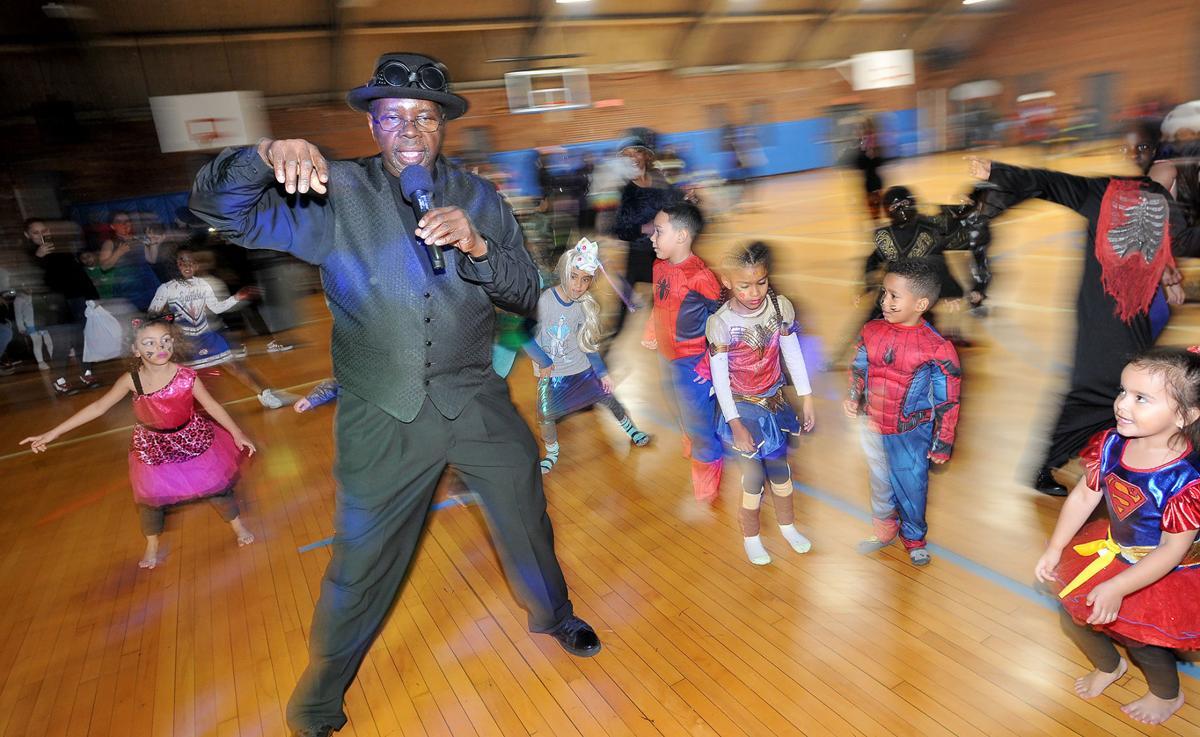 City Halloween Party Rec Center (copy) (copy)