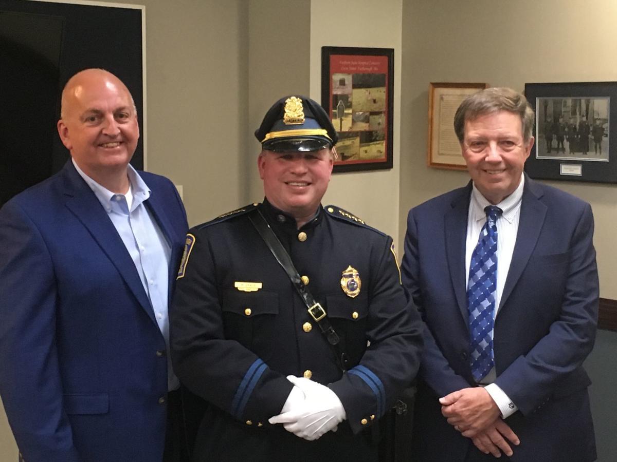 three foxboro police chiefs