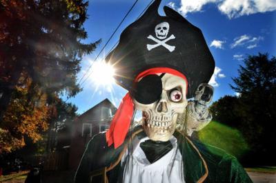 Halloween Display Wrentham