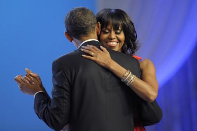 Inaugural Balls Obama