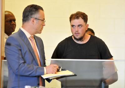 Schmidt, Jeremy Arraignment