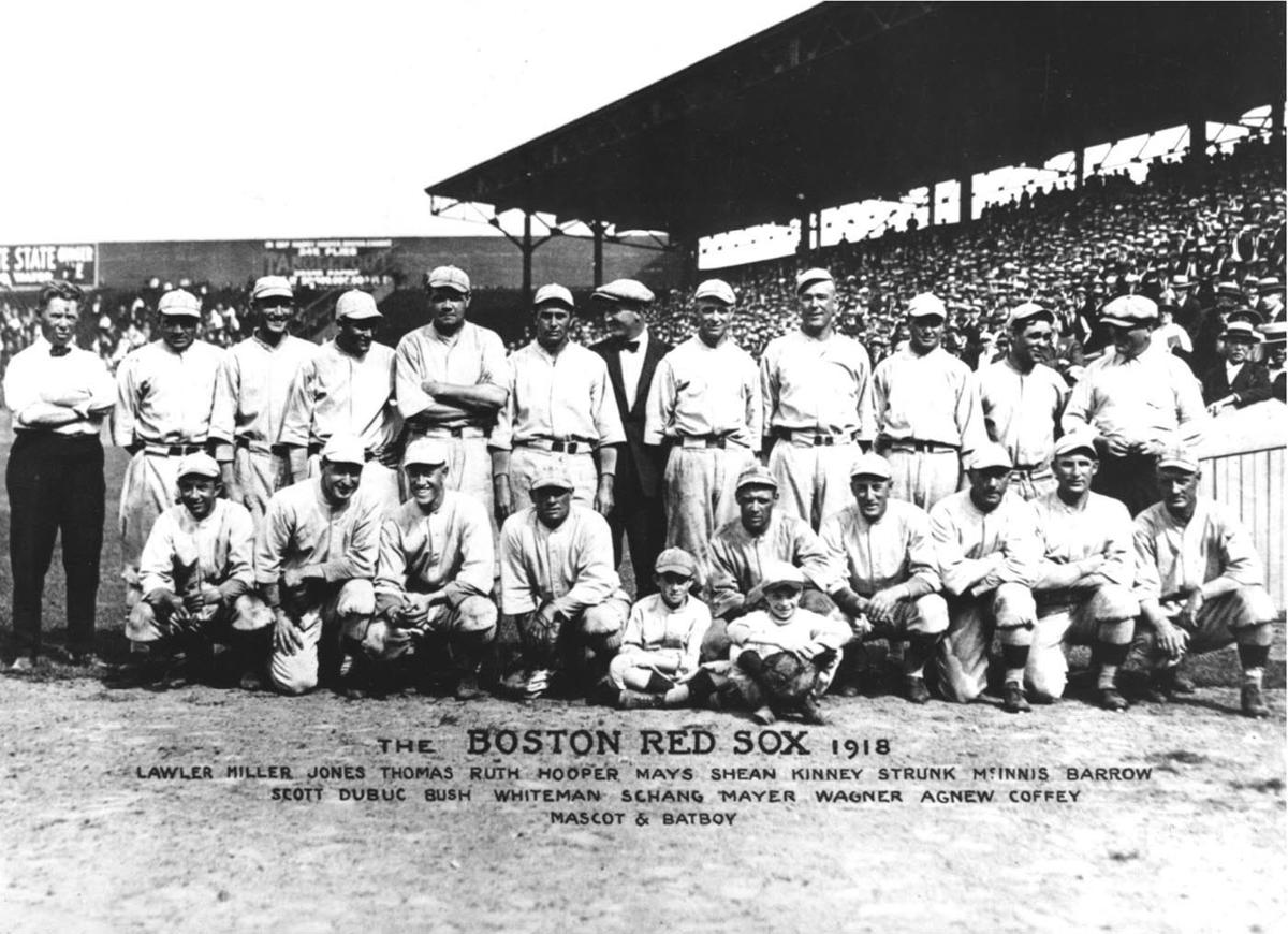 WORLD SERIES RED SOX