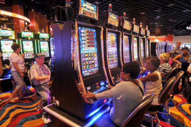 Plainridge Casino Opening