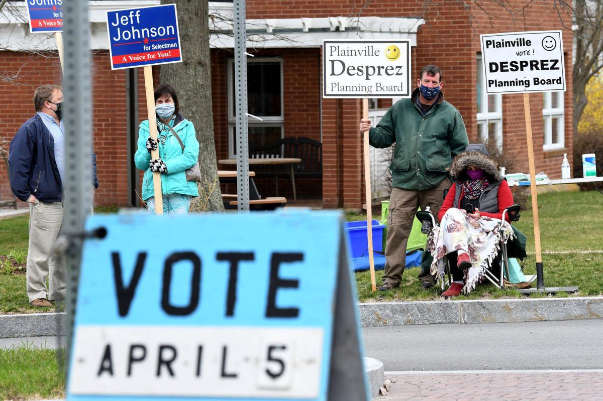 Plainville Election 2021