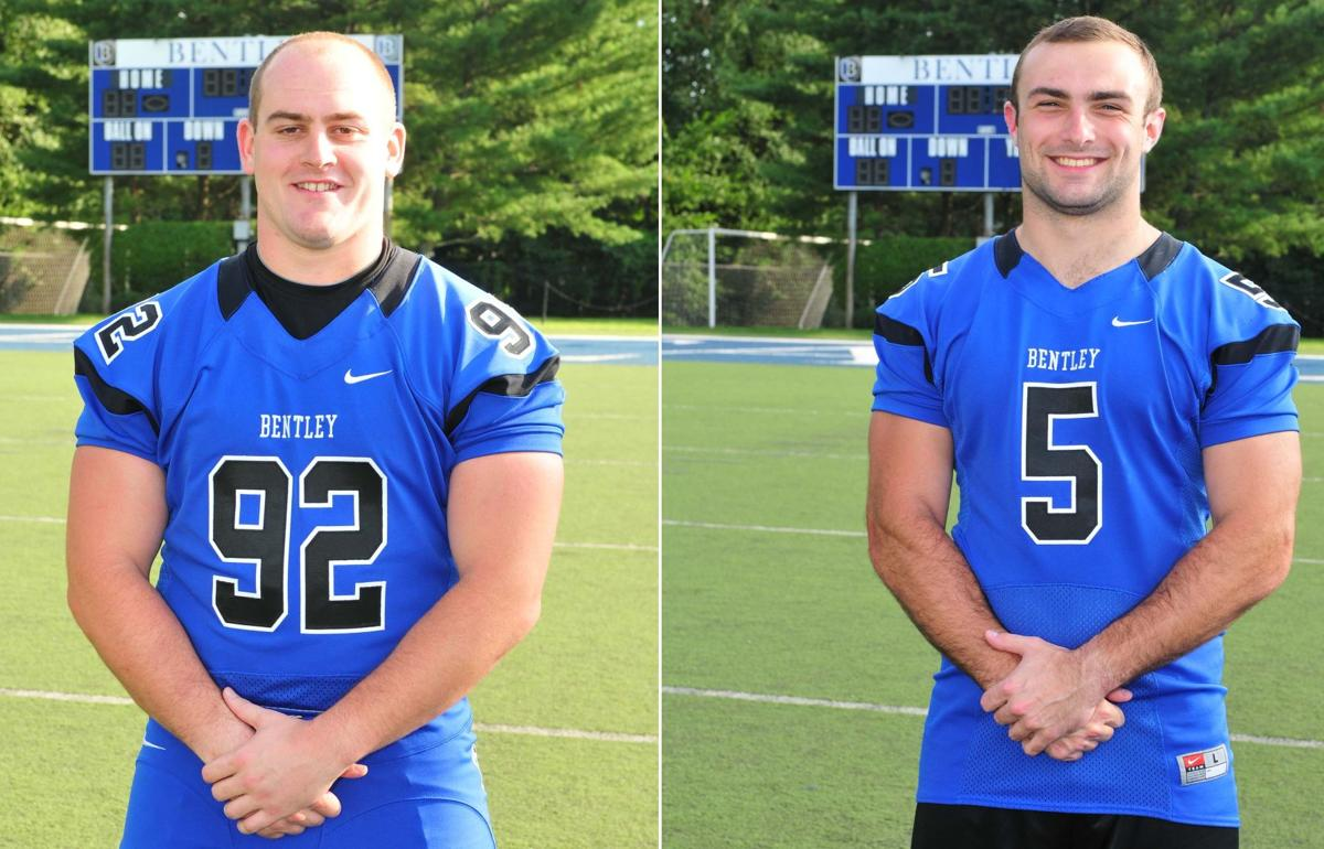 North Attleboro's Norris, Richman selected football captains at ...