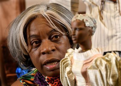 Britt, Debra Black Doll Museum