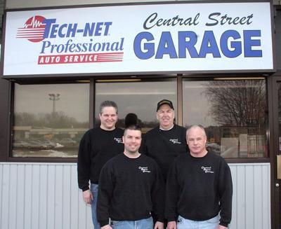 Central St. Garage takes on all challenges