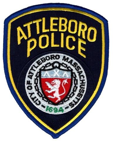 Attleboro Police Patch