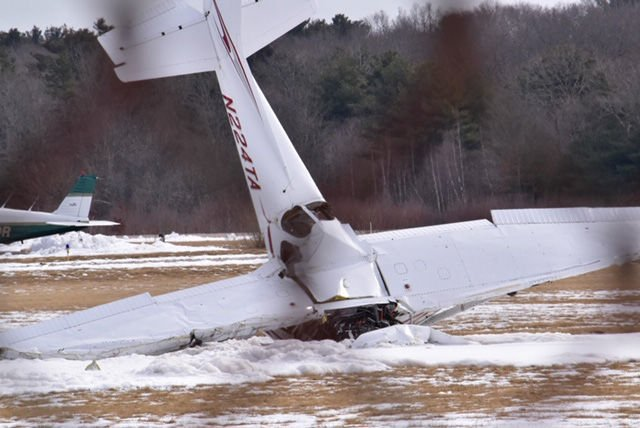 Fellow pilots express sadness over Mansfield plane crash that killed