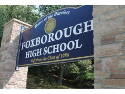 foxboro high school building