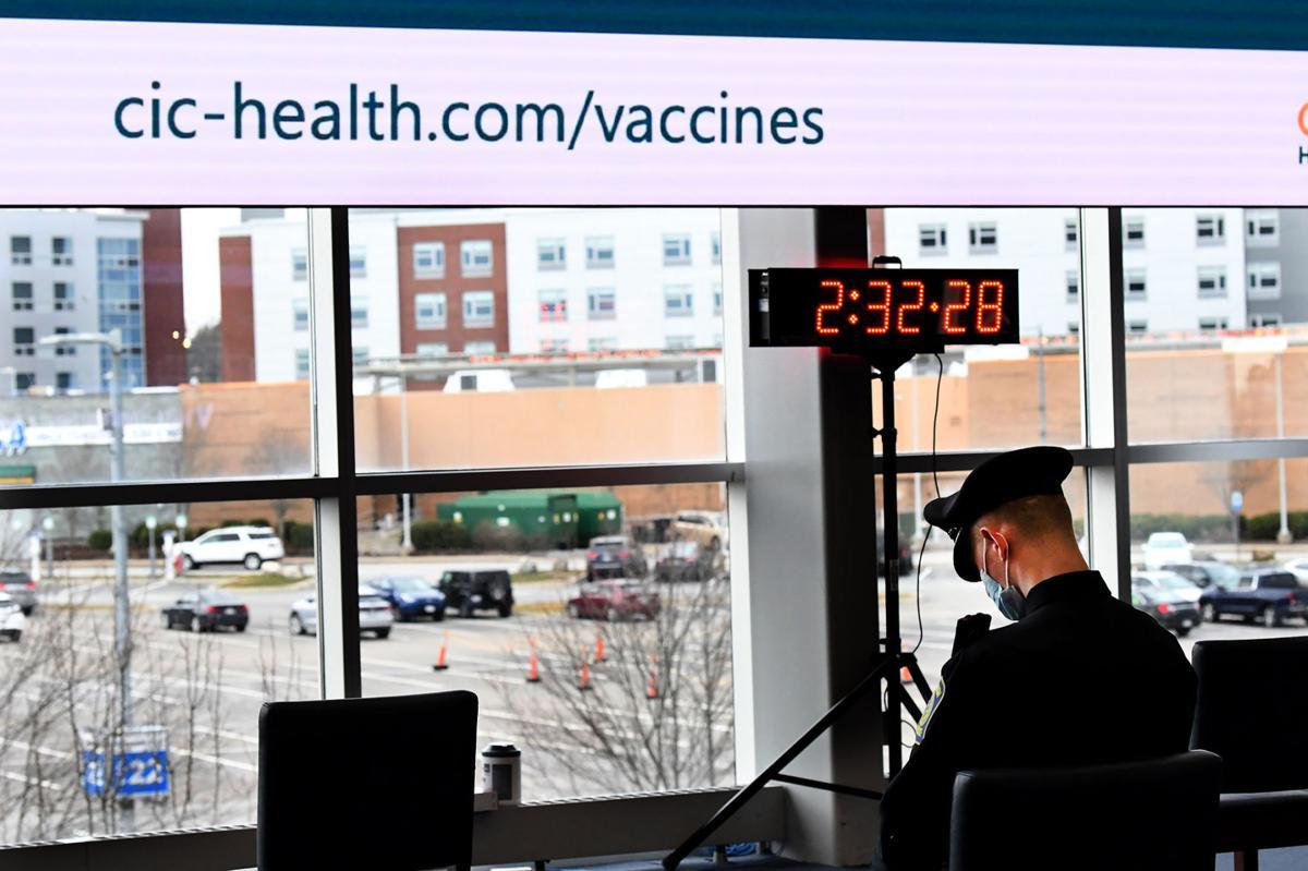Gillette Vaccination Site
