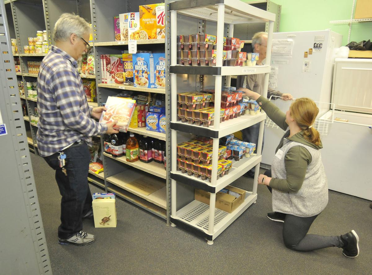 Mansfield Ma Food Pantry