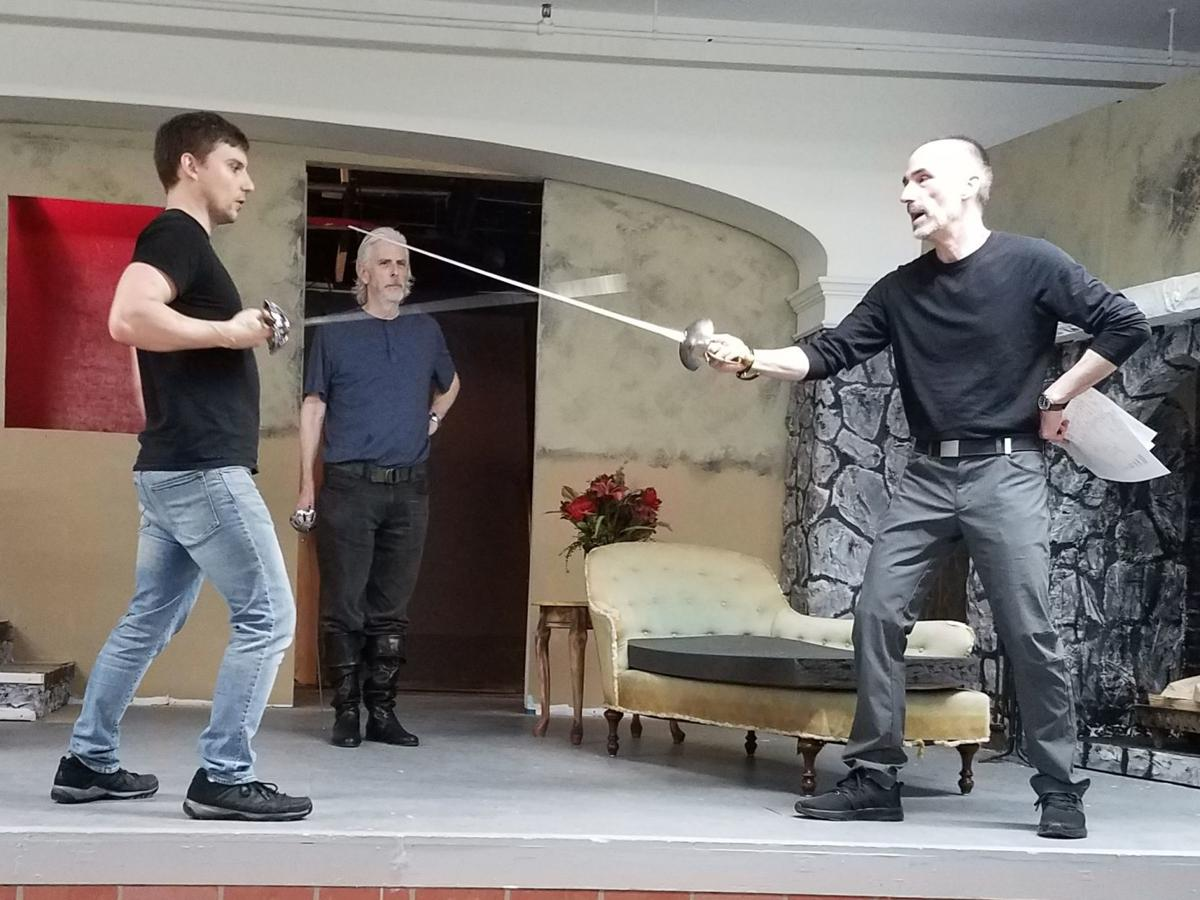 ACT 'I Hate Hamlet' 3