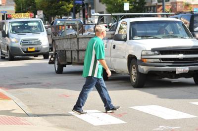 Crosswalk Sting APD