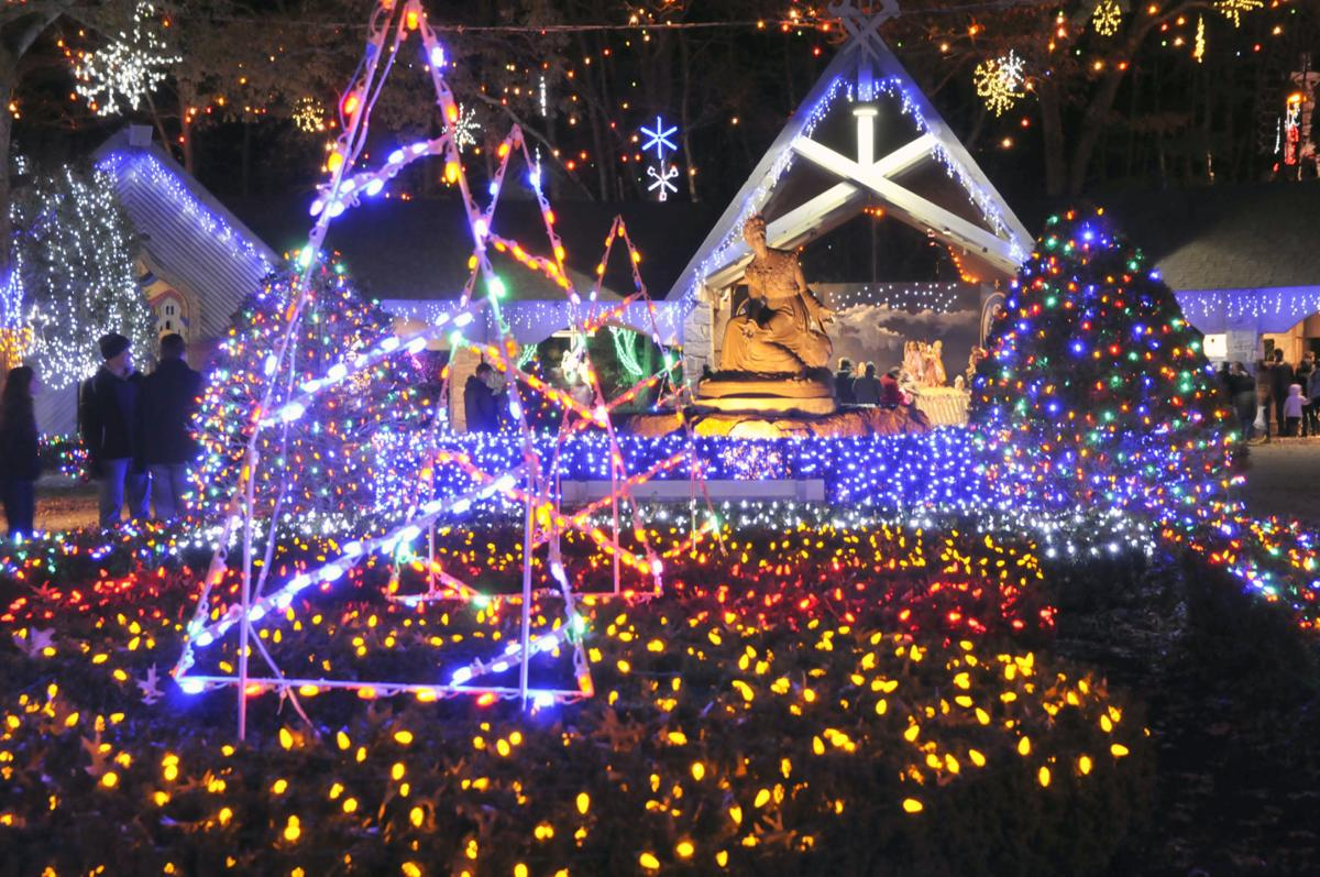 LaSalette Shrine shines on with Clopper   Local News ...