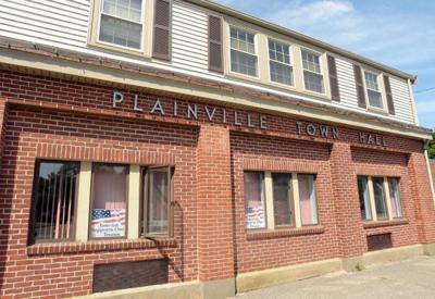 Plainville Town Hall building