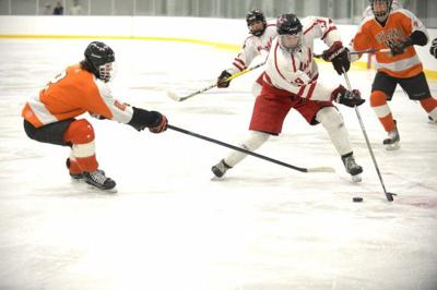 H S Hockey North Attleboro Feehan Mansfield Lead Miaa South
