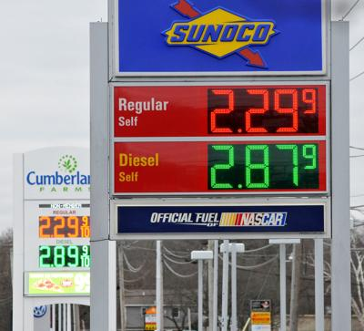 Low Gas Prices >> Happy Motoring In The Bay State With Low Gas Prices Local News
