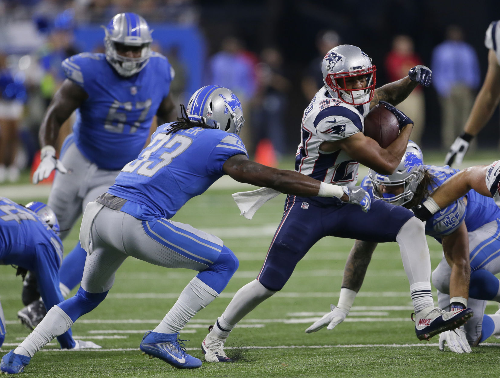 Watch New York Giants Vs. New England Patriots Live Stream
