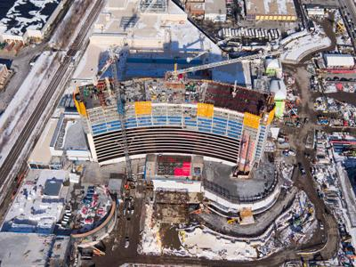 Seekonk man killed in construction accident at Everett casino site
