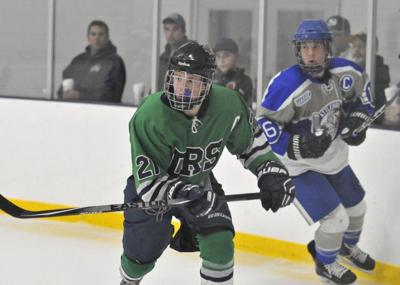 H S Hockey D R Seekonk Puts Attleboro Tourney Hopes On Ice Local