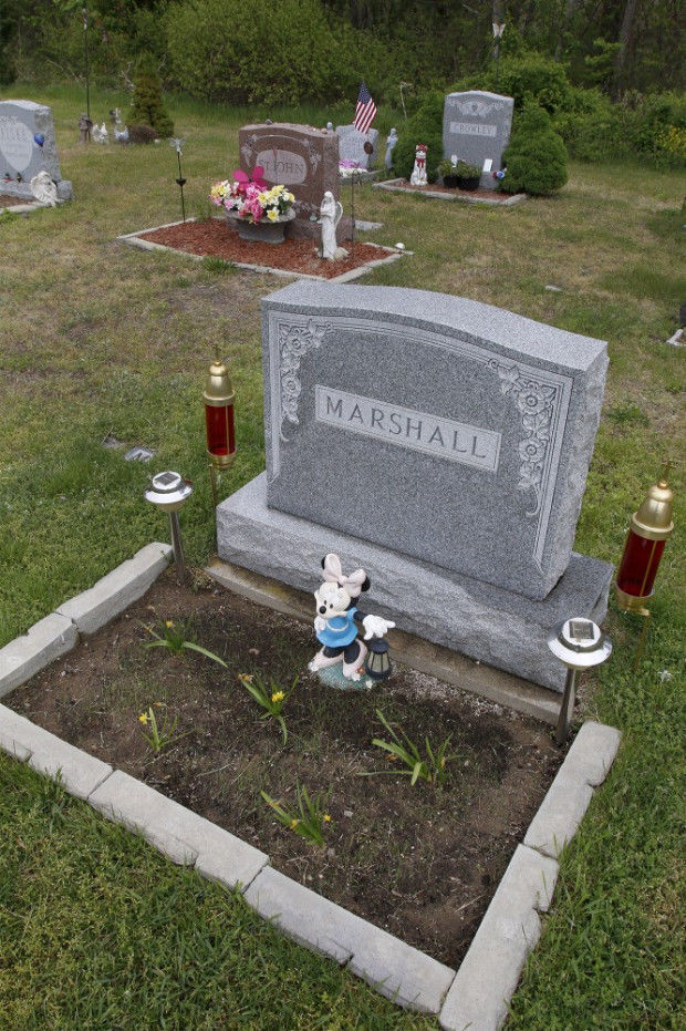 Grave Concerns Norton Officials Say Cemetery Decor Has Gone