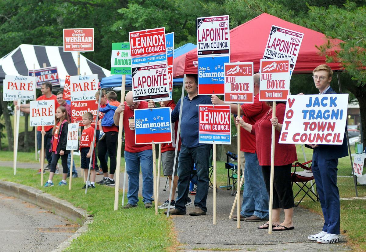 No Attle Town Council Election
