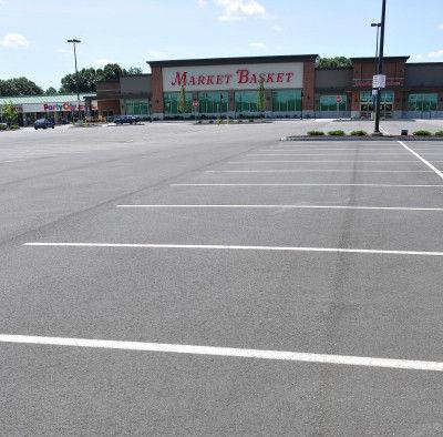 Market Basket Parking Lot