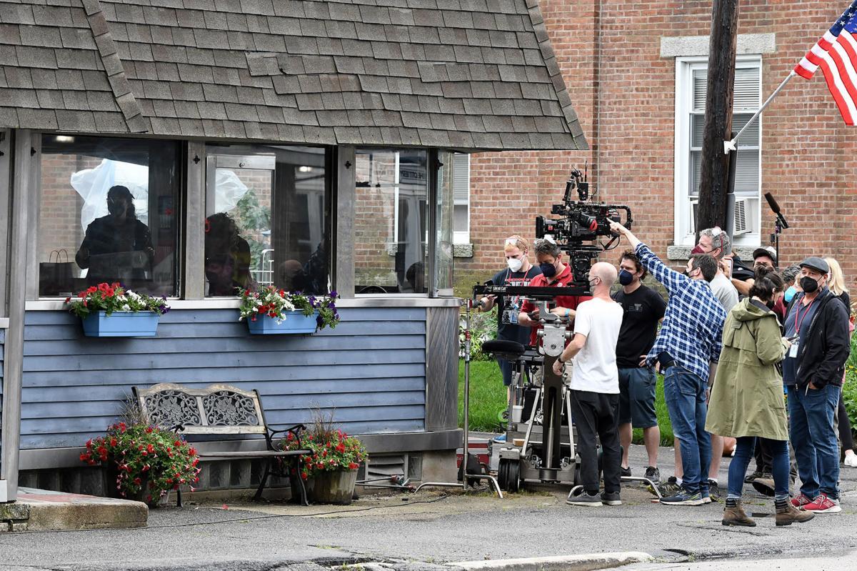 Plainville Filming