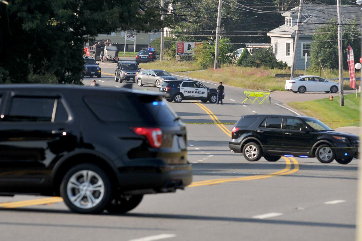 Suspect in 2018 shootout with Attleboro police pleads